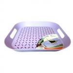 Khay nhựa moriitalia FY30006 màu tím